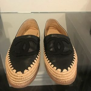 Chanel Espadrille brand new spring cruise 2018